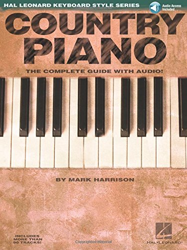 9780634067099: Country Piano: Hal Leonard Keyboard Style Series