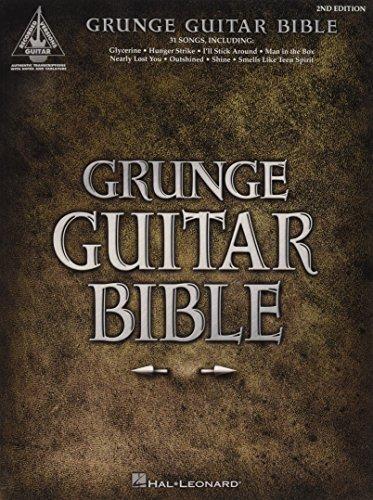 9780634067228: Grunge Guitar Bible