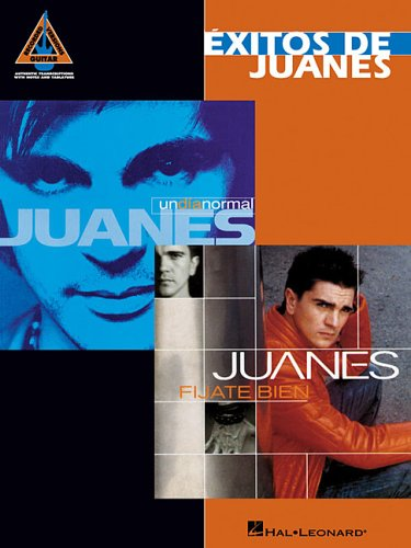 9780634067488: EXITOS DE JUANES HITS OF JUANES