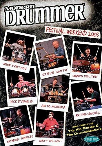 9780634067525: MODERN DRUMMER FESTIVAL 2003 (DVD)