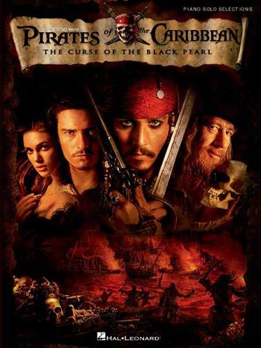 9780634067693: Pirates of the Caribbean: The Curse of the Black Pearl: For Easy Piano