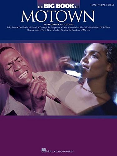 9780634068157: The Big Book of Motown