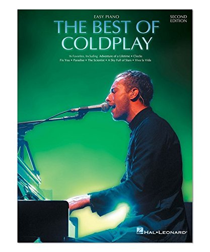 9780634068225: BEST OF COLDPLAY FOR EASY PIANO