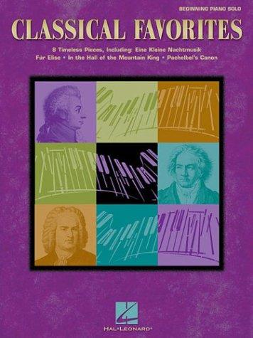 9780634068256: Classical Favorites