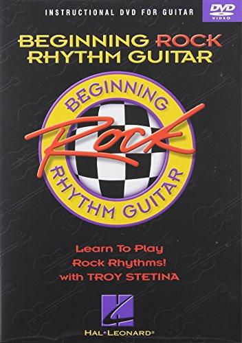 9780634068423: Beginning Rock Rhythm Guitar DVD