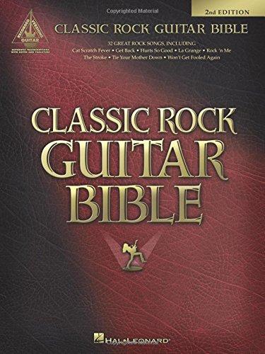 9780634068980: Classic Rock Guitar Bible (Guitar Recorded Versions)
