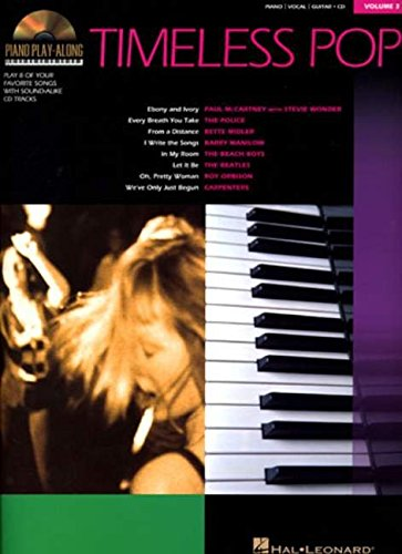 9780634069024: Timeless Pop: Piano Play-Along Volume 3