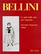 9780634069468: Bellini: Favorite Soprano Arias