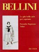 9780634069468: Bellini: Favorite Soprano Arias