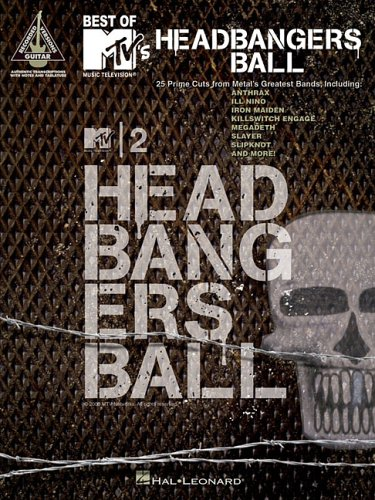 9780634070044: Best of MTV's Headbangers Ball