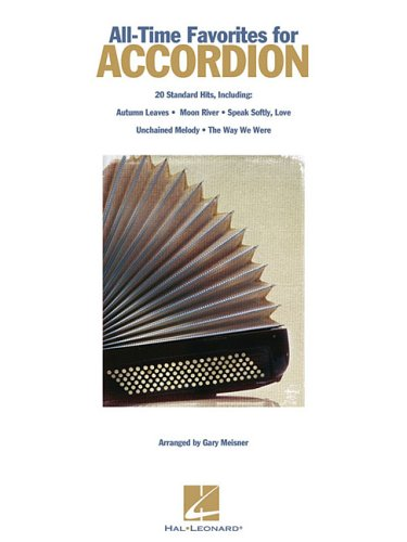9780634070150: All-Time Favorites for Accordion