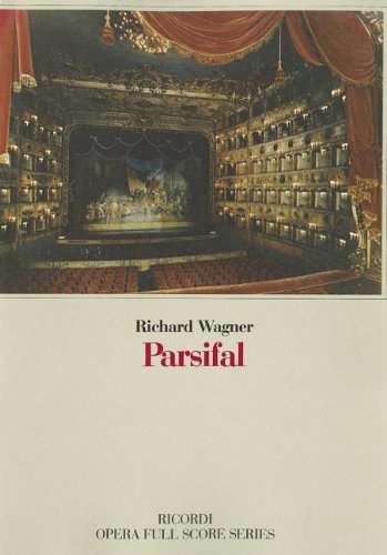 Parsifal: Full Score: Richard Wagner (Composer)
