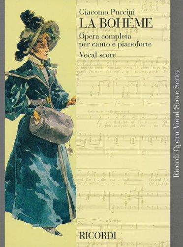 9780634071324: La Boheme: Vocal Score (Ricordi Opera Vocal Score)