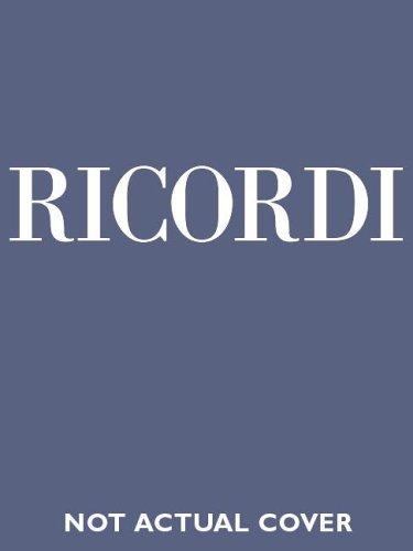 9780634071676: L'elisir d'amore: Vocal Score
