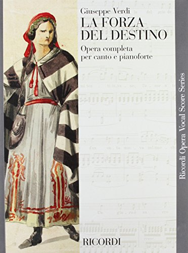9780634071843: La Forza Del Destino (Vocal Score)