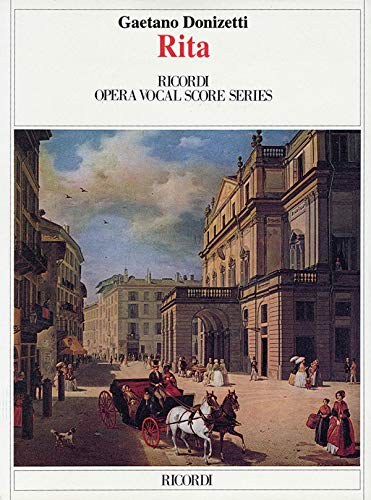 9780634072420: RITA VOCAL SCORE PAPER ITALIAN/GERMAN