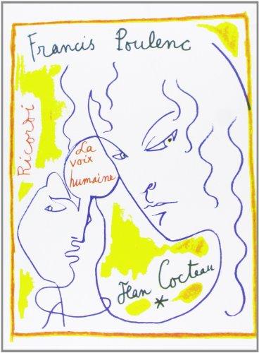9780634072826: LA VOIX HUMAINE VOCAL SCORE PAPER FRENCH D19965