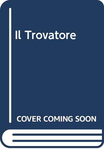 9780634072956: Il Trovatore: Full Score