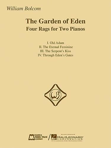9780634073045: The Garden of Eden: Four Rags for Two Pianos (E.B. Marks)