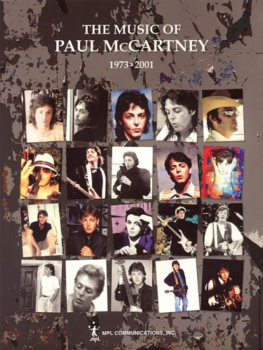 Music Of Paul Mccartney - 1973-2001