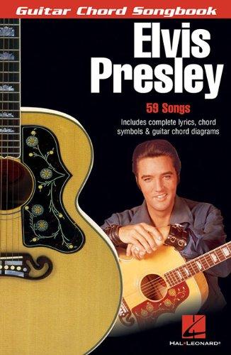 9780634073373: Elvis Presley (Guitar Chord Songbooks)