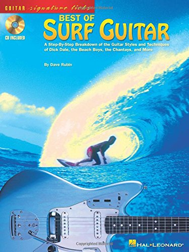 9780634073649: Best of Surf Guitar: A Step-By-Step Breakdown of the Guitar Styles and Techniques of Dick Dale, the Beach Boys, and More