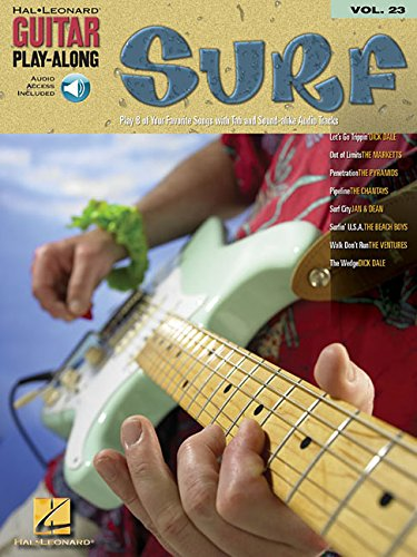9780634073656: Surf: Guitar Play-Along Volume 23 (Hal Leonard Guitar Play-Along)