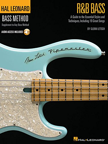 9780634073700: R&B Bass - A Guide to the Essential Styles and Techniques: Hal Leonard Bass Method Stylistic Supplement BK/Online Audio