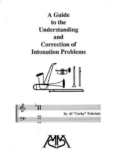 9780634073878: A Guide to the Understanding and Correction of Intonation Problems