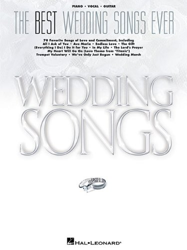 9780634073953: The Best Wedding Songs Ever