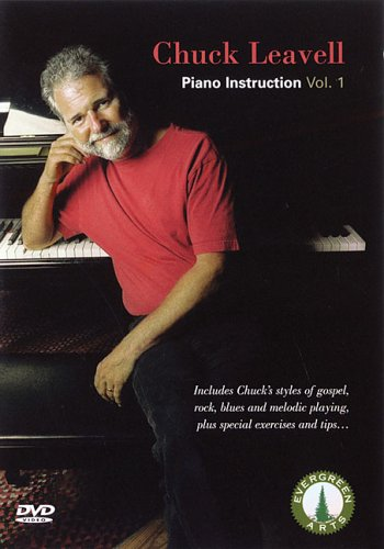Chuck Leavell - Piano Instruction, Vol. 1 (0634074040) by Hal Leonard Publishing Corporation