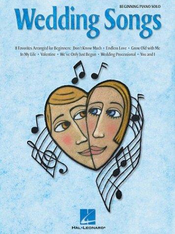 Wedding Songs: Hal Leonard Publishing