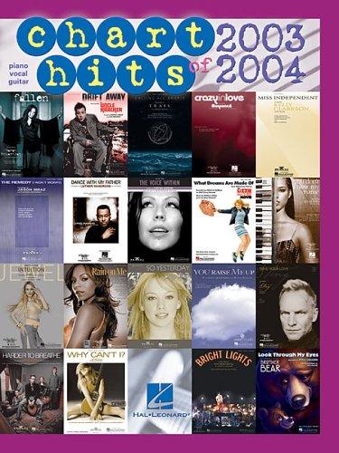 9780634074172: Chart Hits of 2003-2004 (CHART HITS OF (YEAR))