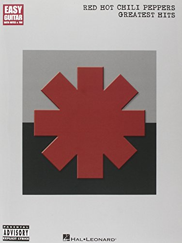 9780634074370: Red Hot Chili Peppers - Greatest Hits: Easy Guitar with Notes and Tab (Easy Guitar with Notes & Tab)