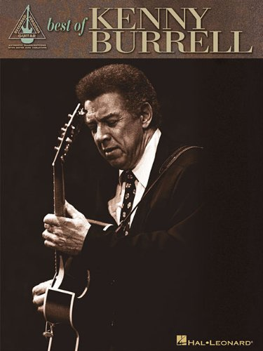 9780634074424: Best of Kenny Burrell (Guitar Recorded Versions)