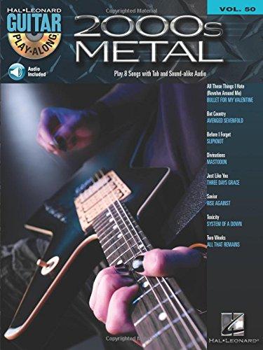 9780634075438: Nu Metal: Guitar Play-Along Volume 50