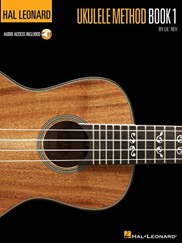 9780634077265: Hal Leonard Ukulele Method Book 1 (with Online Audio Access)
