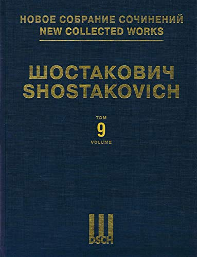 Symphony No. 9, Op. 70: New Collected Works of Dmitri Shostakovich - Volume 9