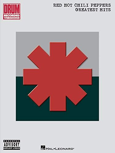 9780634077593: RED HOT CHILI PEPPERS GREATEST HITS DRUM RECORDED VERSIONS