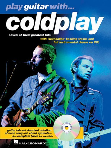 9780634077623: Play Guitar with Coldplay (Guitar Jams Series)