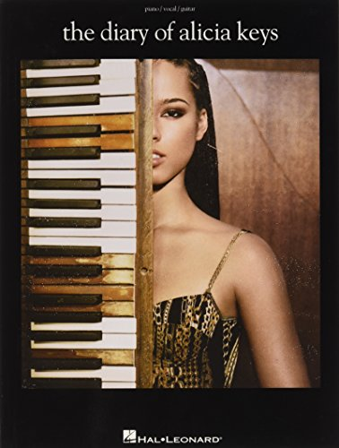 9780634077647: The Diary of Alicia Keys