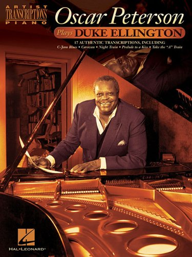 9780634077746: Oscar Peterson Plays Duke Ellington (Artist Transcriptions)