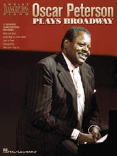 9780634077753: Oscar Peterson Plays Broadway