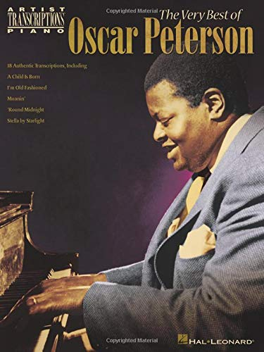 9780634077777: The Very Best Of Oscar Peterson: Artist Transcriptions, Piano
