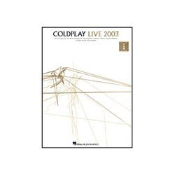 9780634078231: Coldplay: Live 2003