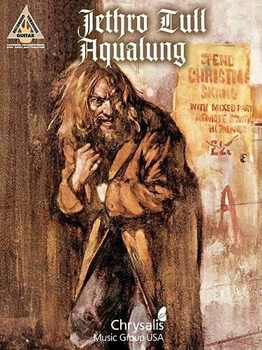 9780634078507: Jethro Tull - Aqualung