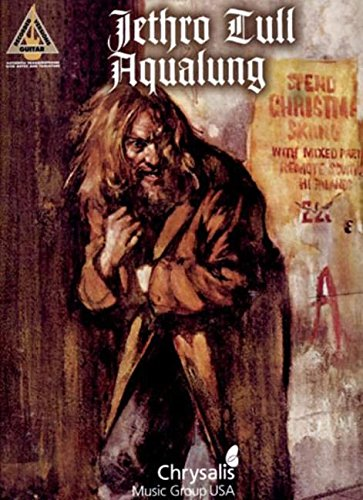 """9780634078507: Jethro Tull """"Aqualung"""": For Guitar TAB (Guitar Recorded Versions)"""