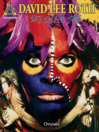 9780634078514: David Lee Roth - Eat 'Em and Smile (Guitar Recorded Versions)
