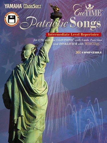 Patriotic Songs Disk Brent Mills/Phillip Keveren Cuetime
