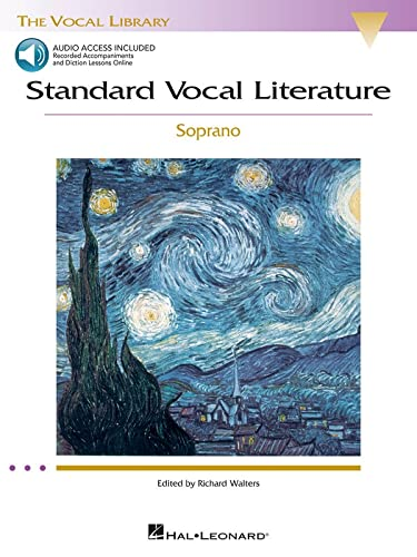 9780634078736: Standard Vocal Literature (Vocal Library)